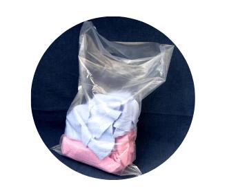 LIQUI GO - kaltwasserlösliche Wäschesäcke
